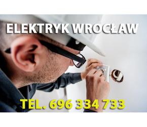 Elektryk Wrocław 24h pogotowie elektryczne z uprawieniami