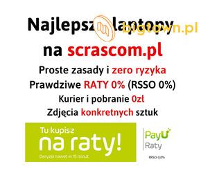 Laptopy poleasingowe Scrascom.pl